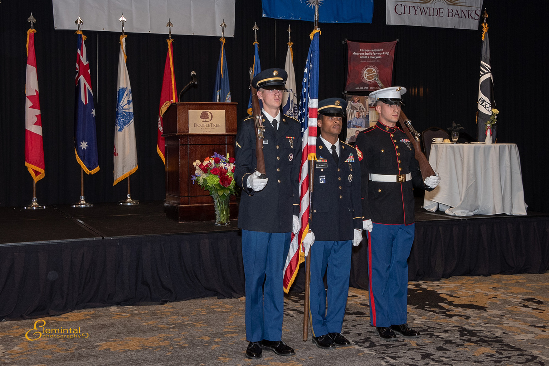 Leadership Commerce City attends Military Appreciation Day