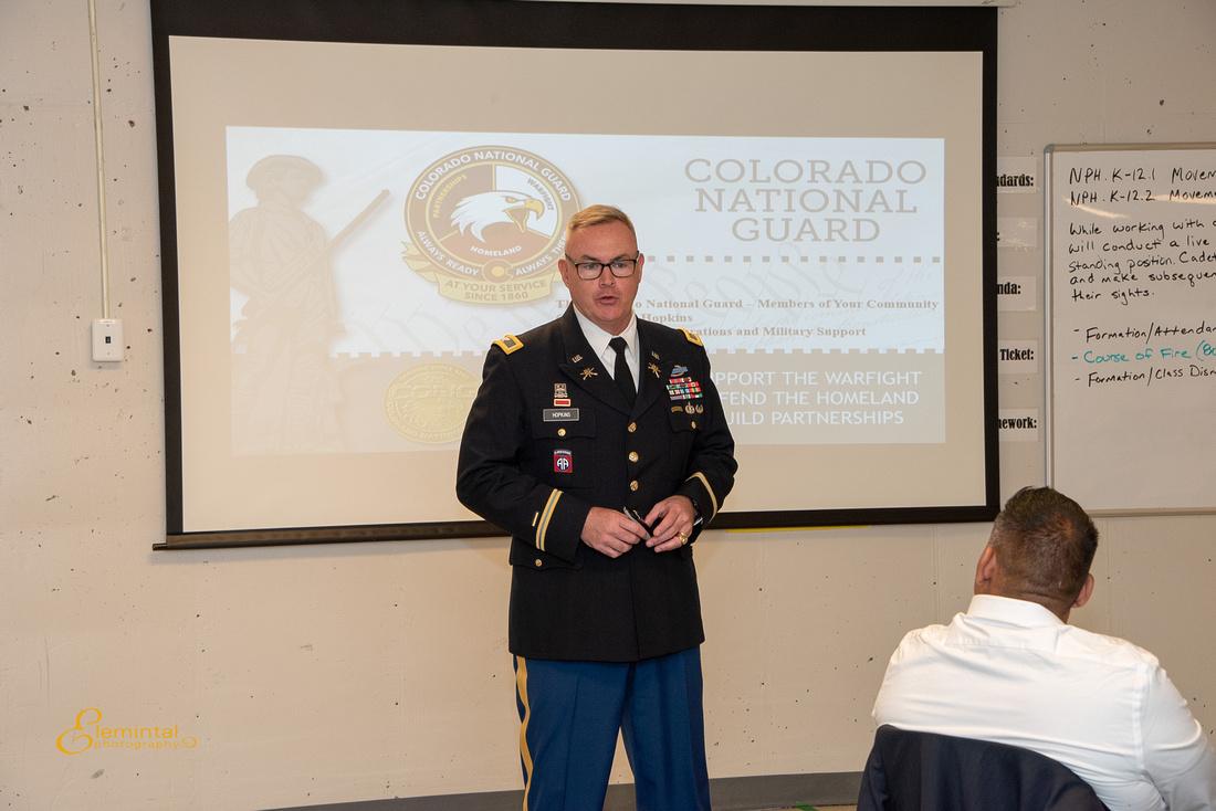 Colonel Hopkins